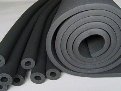 供应保温橡塑海绵管