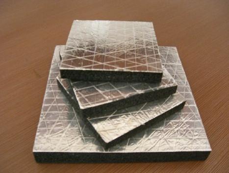 防火橡塑复铝箔
